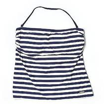 Dkny Swimsuit Top Lg Stripes Photo