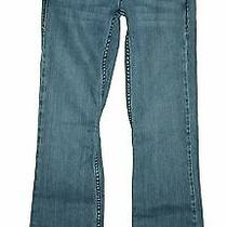 Dkny Sz 25 Womens Blue Jeans Denim Pants Stretch El77 Photo