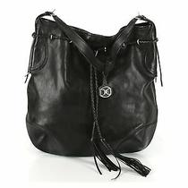 Dkny Women Black Leather Tote One Size Photo