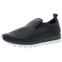 Dkny Womens Analise Black Fashion Sneakers Shoes 9.5 Medium (Bm) Bhfo 0083 Photo