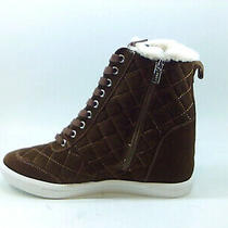 Dkny Womens Boots in Brown Color Size 11 Qdr Photo