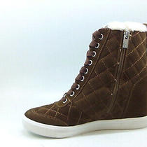 Dkny Womens Boots in Brown Color Size 8.5 Lus Photo
