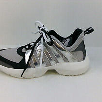 Dkny Womens Fashion Sneakers in Grey Color Size 8 Qqd Photo