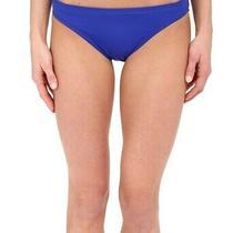 Dkny Womens Swimwear Royal Blue Size Xs Full Coverage Bikini Bottom 54 599 Photo