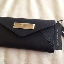 Dkny Womens Wallet Purse Black New Gift Photo
