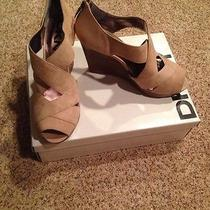 Dknyc Summer Platforms Size 9 Photo