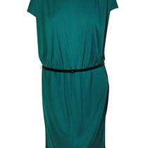 Dknyc Women's Solid Color Dress (2x Lake) Photo
