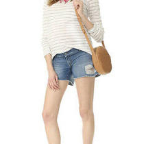 Dl 1961 Karlie Maternity Short Denim Jean Shorts New With Tags 26 128 Photo