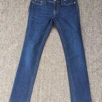 Dl1961 Jeans Kate Slim Straight Bolt Size 26 Premium Denim Original Price 160 Photo