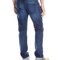 Dl1961 Made in Usa Carter Selvedge Denim Mens Slim Straight Jeans New 225 Sz 33 Photo