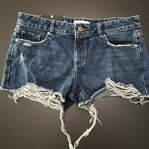Dl1961 Renee Smart Denim Shorts Size 28 Photo