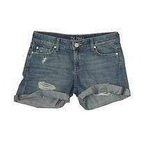 Dl1961 Women Blue Denim Shorts 26w Photo