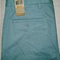 Dockers by Levis D2 Khaki Chino Straight Fit Mens Pants Size 33 X 30 New 52 Photo