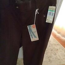 Dockers New Size 8 S Addison Brown. Khaki Diem Trousers Pants Photo