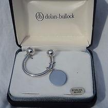 Dolan -Bullock Sterling Silver Key Ring Photo