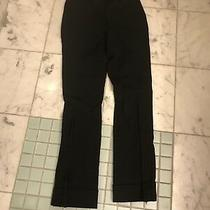 Dolce and Gabbana Black Pants Size 38 Never Worn Photo