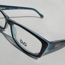 Dolce and Gabbana Eyeglasses Dg 1212 Black Aqua New Auth 52mm Photo