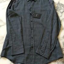 Dolce and Gabbana Gold Label Mens Shirt Size 39 - 15 and Half Neck Photo