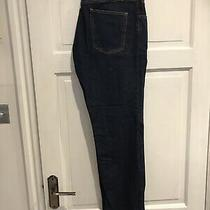 Dolce and Gabbana Mens Blue Jeans 100% Cotton Made in Italy Size 54 W40 L 33 Photo