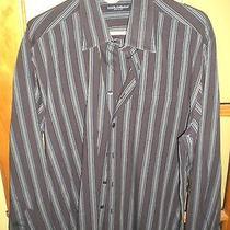 Dolce & Gabbana 17 1/2-44  Men's Dress Shirt-Nice Photo
