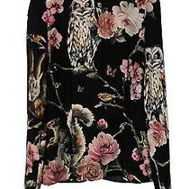 Dolce & Gabbana Animal/floral Printed Top Photo