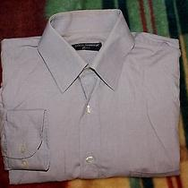 Dolce & Gabbana Basic Button Down Button Cuff for Men Size 15 Made in Italy Photo