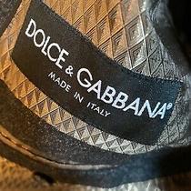 Dolce Gabbana Double -Breasted Wool Jacket Men. Italian Size 52 Usa Size 42 Photo
