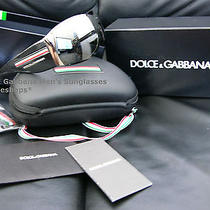 Dolce & Gabbana Men's Sunglasses Authentic Items Nib  Photo