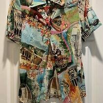 Dolce & Gabbana Resort Style Cotton Ladies Shirt Size 38 Photo