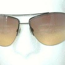 Dolce & Gabbana Sunglasses d&g 2167 731 64-14 120 Silver Half Rim Gradient 13 Photo