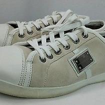 Dolce & Gabbana White Men's Sneakers 9.5 Photo