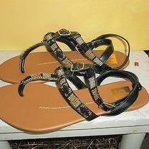 Dolce Vita Beaded Strappy Sandals      Size 6  Nwot Photo