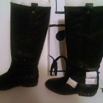 Dolce Vita Black Boots Photo