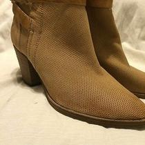 Dolce Vita Booties Size 10 Perforated Photo