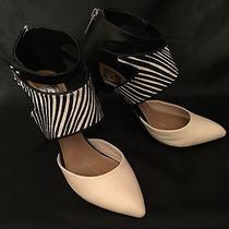Dolce Vita Ferris Leather Heels Photo