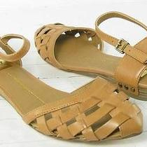 Dolce Vita Flat Tan Sandal Womens Size 8 M New 80 Photo