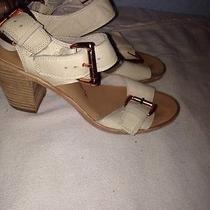 Dolce Vita Leather  Sandals Sz 6.5 Photo