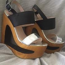 Dolce Vita Metallic Wedges  Photo