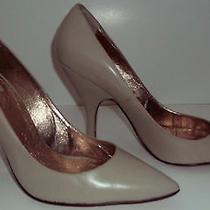 Dolce Vita - Nude/beige/tan Pumps - Size 9 - 4 in Heel - Veuc Photo