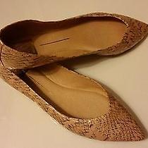 Dolce Vita Pala - Size 8.5 - Blush Leather Beige Photo