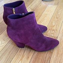 Dolce Vita Suede Booties Photo