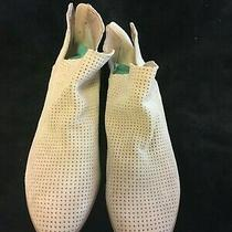 Dolce Vita Tacey Womens Perforated Booties Tan Blush Suede Size 8.5m Shoes Photo