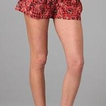 Dolce Vita Urban Outfitters Macie Print Shorts M Photo