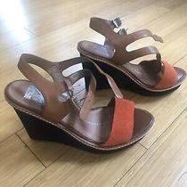 Dolce Vita Womans Platform Wedge Sandal Size 8 - Never Worn Photo