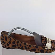 Dolce Vita Womens Cheetah Texture Flats 11 Photo