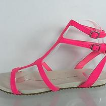 Dolce Vita Womens Pink Leather Sandals 8.5 Photo