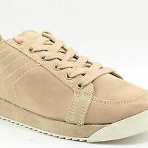 Dolce Vita Womens Sage Blush Suede Fashion Sneaker Size 10 (1110669) Photo