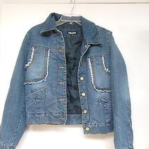 Dollhouse Forever 21 Macy's Urban Outfitters Denim Jacket Rugged Jean  Photo
