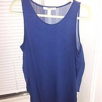 Dolphin Hem Tank Top by Forever 21 Photo