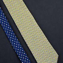 Dolphin Repeat - Silk Tommy Hilfiger Tie Necktie Photo